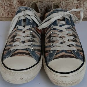 Converse All Star Print Low Top